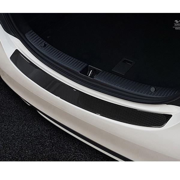 Lastskydd kolfiberlook Mercedes CLS W218