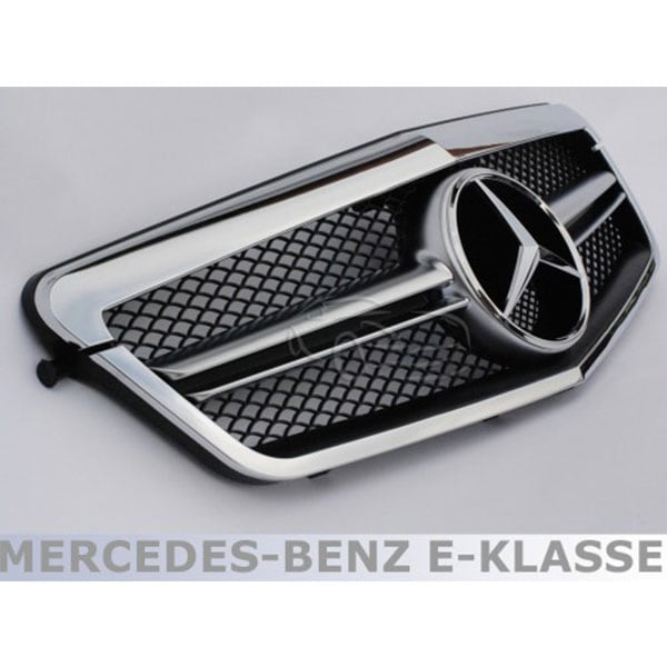 Kromad grill Mercedes W212