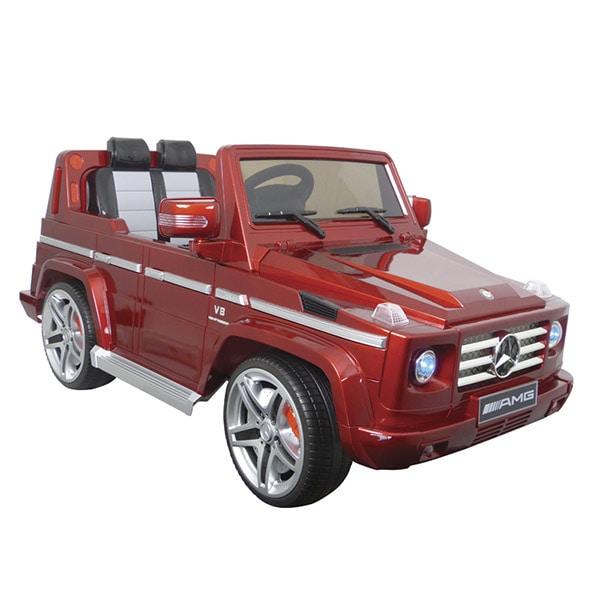 Batteridriven leksaksbil - Mercedes G55
