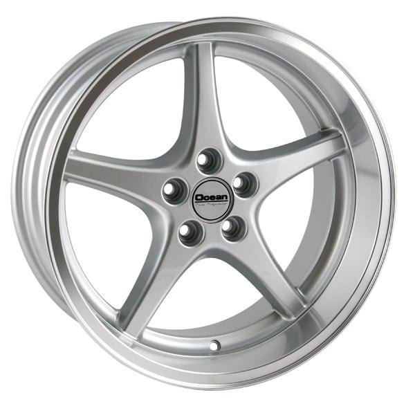 Ocean MK 18 Silver 18*8,5 ET6 5/108