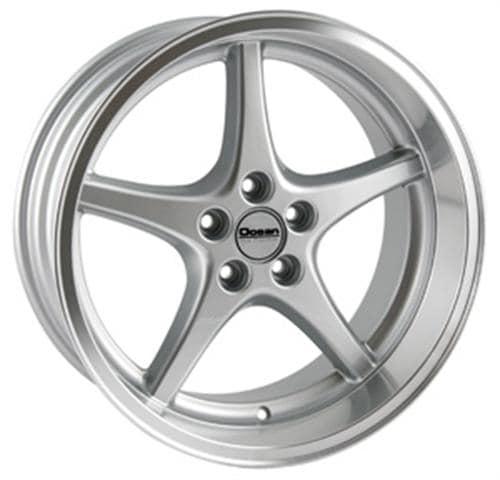 Ocean MK18 Silver Fälgpaket