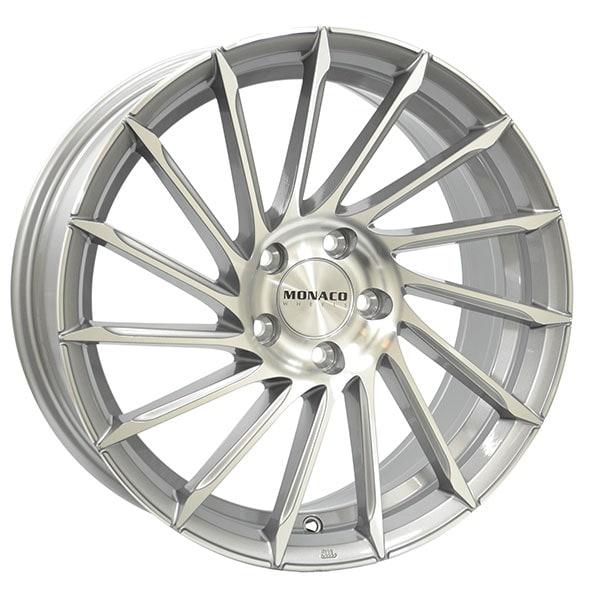 Monaco Turbin Silver