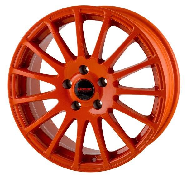Ocean Fashion Orange