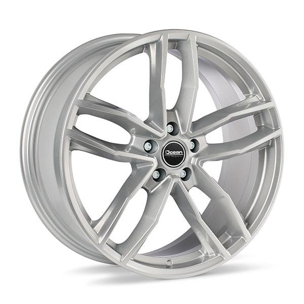 Complete wheel set of Ocean Trend Silver