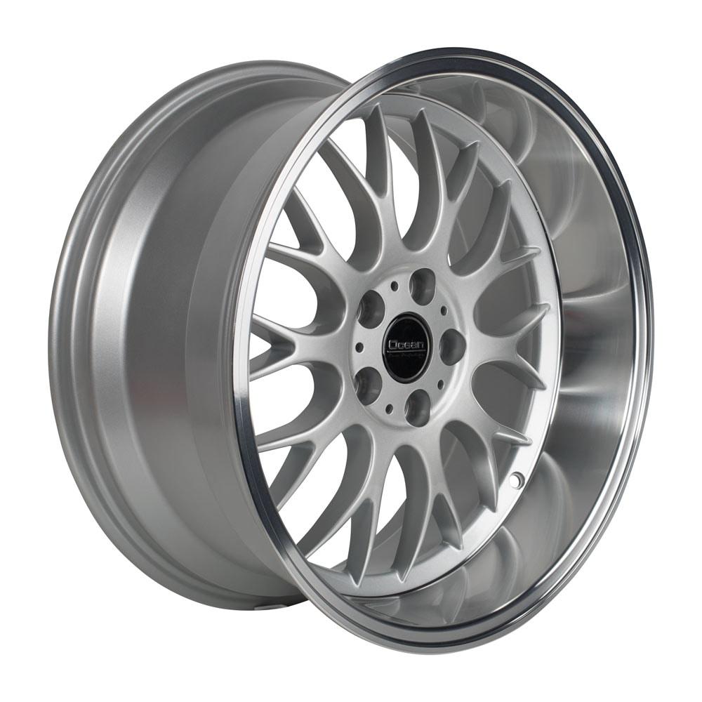 Ocean DTM Silver 8,5*18 5/108 ET6