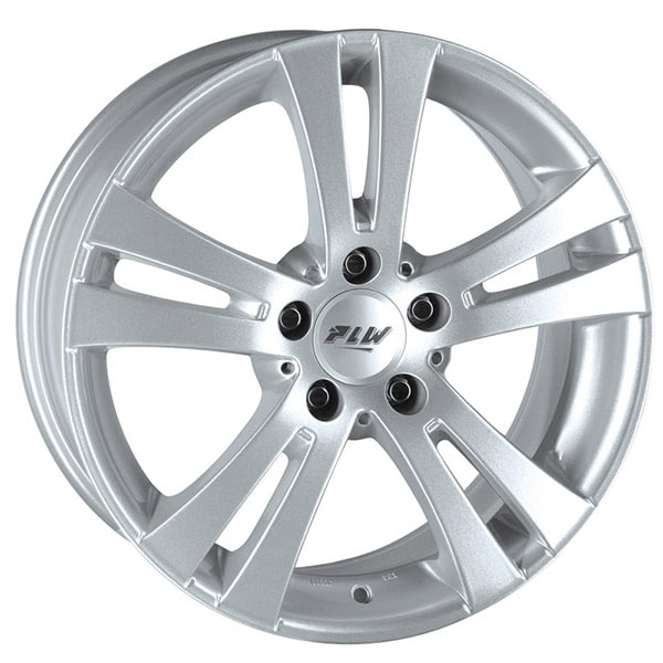 Complete winter wheel set of Proline B700 Silver