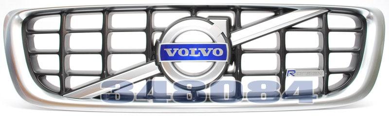R-Design Grill Volvo V70