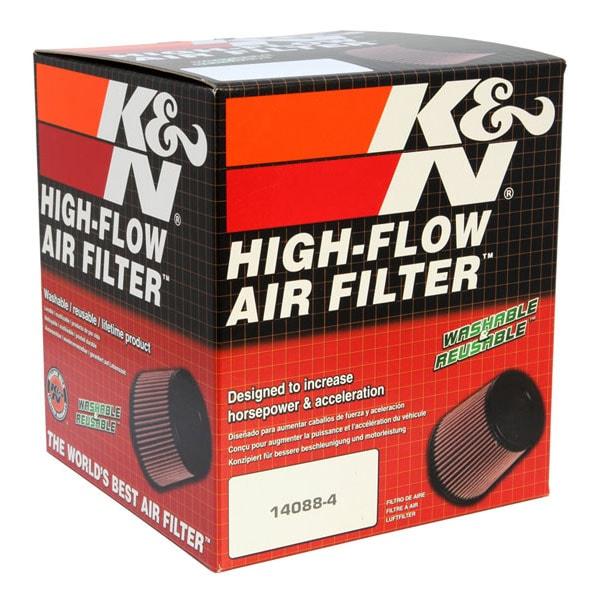 K&N Universal sportluftfilter 3´ (76mm)