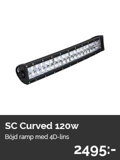 Sc Curved LED-Ramp 120W