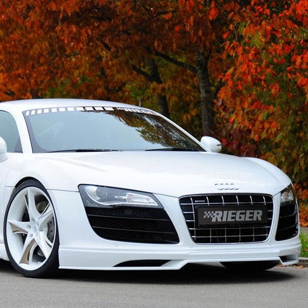 Nedre Spoiler Audi R8