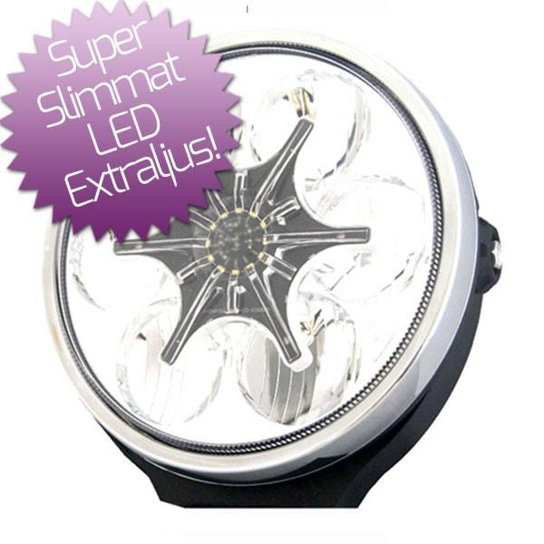 Extraljus Sveg 9´ LED - SLD
