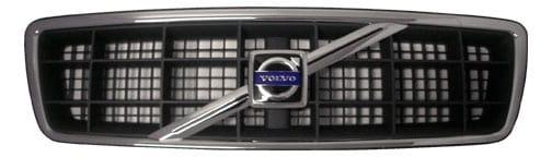 XC-Grill Svart Krom Volvo
